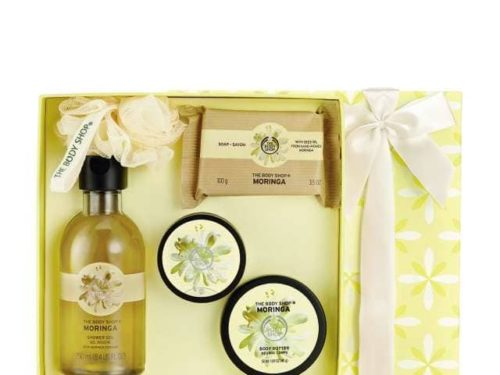 The Body Shop Moringa Essential Selection