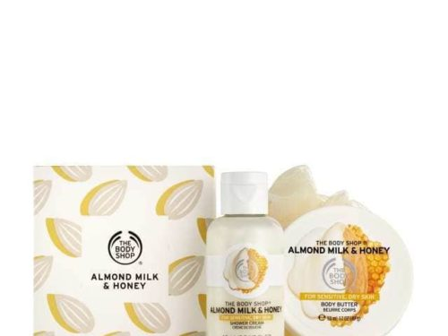 The Body Shop Almond Milk And Honey Treats