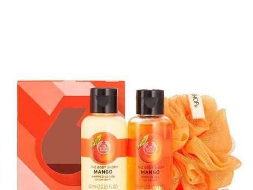 The Body Shop Mango Treats