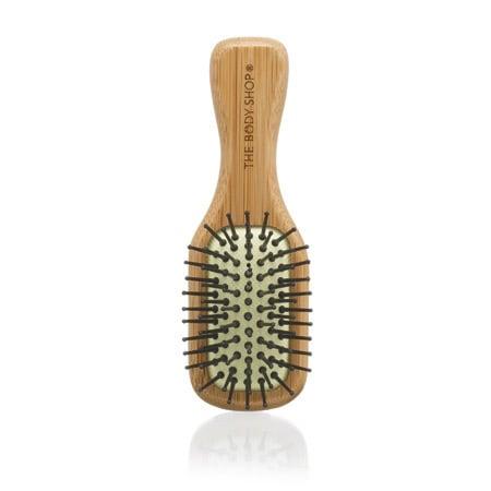The Body Shop Mini Bamboo Hairbrush