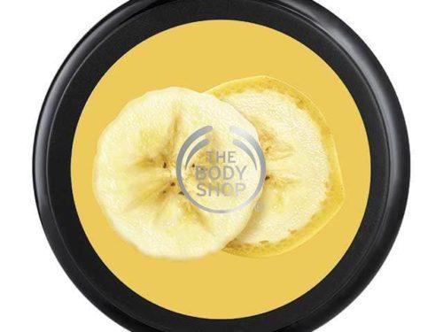 The Body Shop Banana Truly Nourishing Hair Mask