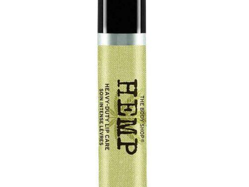The Body Shop Hemp Heavy Duty Lip Care