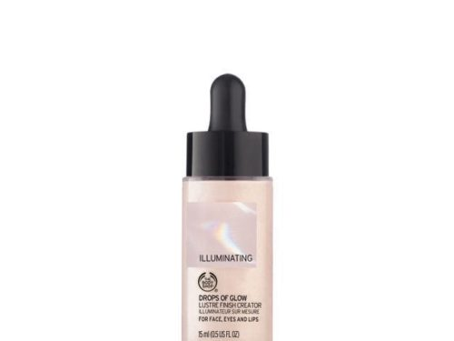 The Body Shop Drops Of Glow Lustre Finish