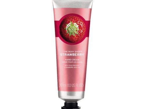 The Body Shop Strawberry Hand Cream