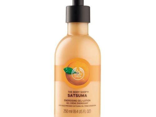 The Body Shop Satsuma Body Lotion