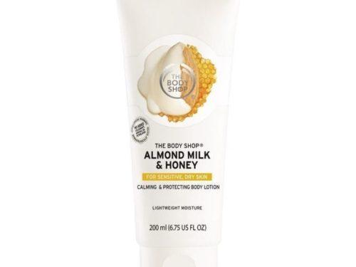 The Body Shop Almond Milk & Honey Body Lotion
