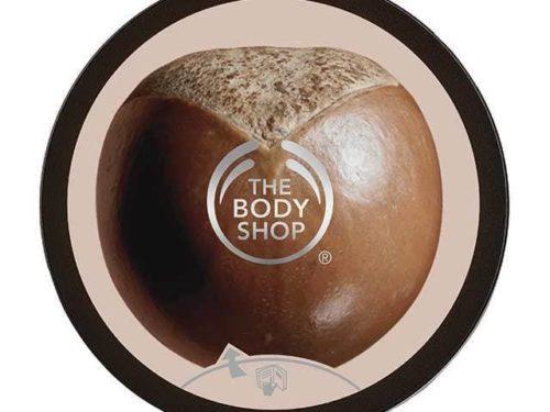 The Body Shop Shea Exfoliating Sugar Body Scrub