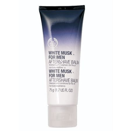 The Body Shop White Musk® For Men Aftershave Balm