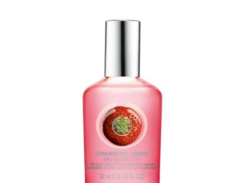 The Body Shop Strawberry Eau De Toilette
