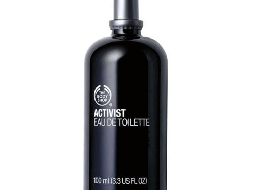 The Body Shop Activist Eau De Toilette