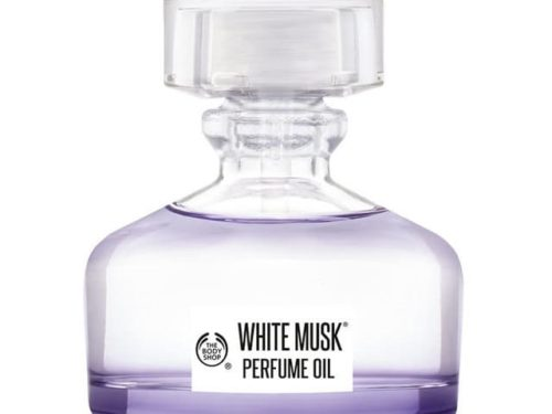 The Body Shop White Musk® Perfume Oil