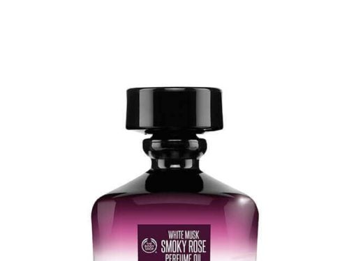 The Body Shop White Musk® Smoky Rose Perfume Oil