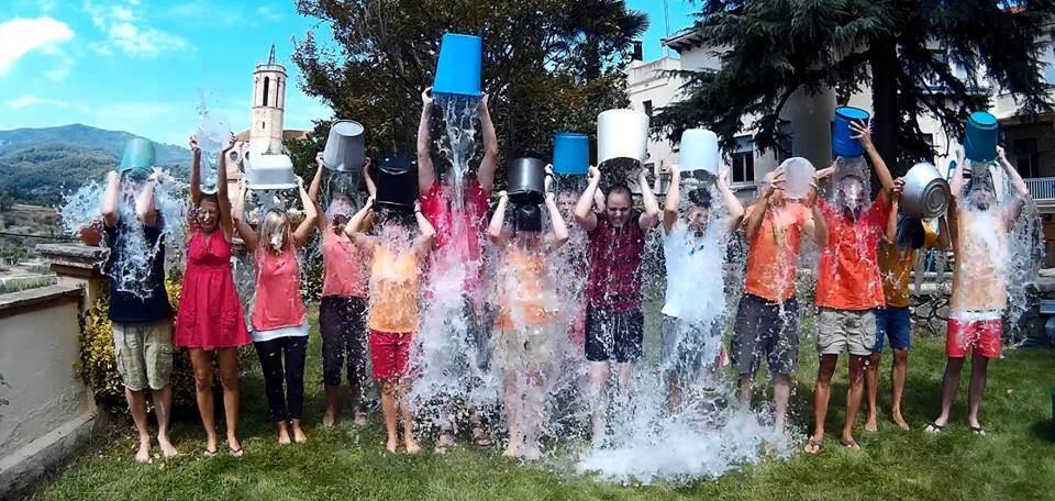 Bedooin acepta el Ice Bucket Challenge