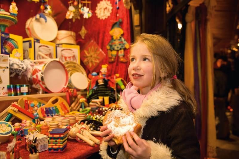 mercadillo de navidad en Innsbruck