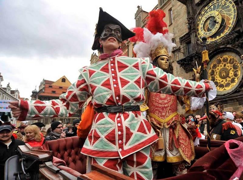 carnaval de praga