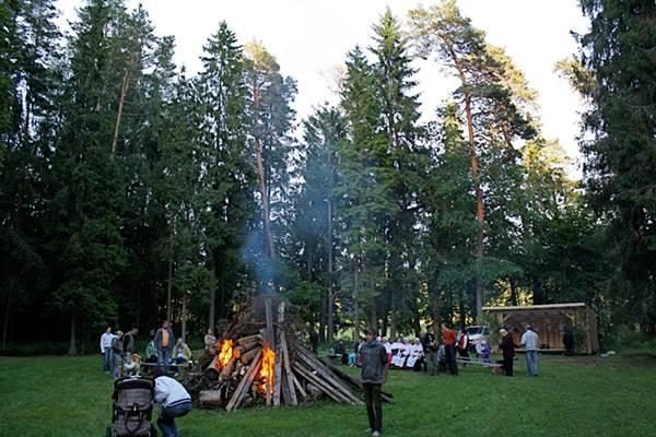 San Juan en Estonia