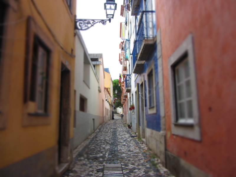 Barrio Alto, Lisboa