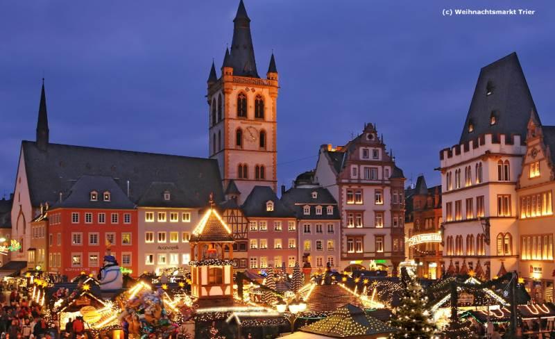 Mercadillo de Navidad de Trier
