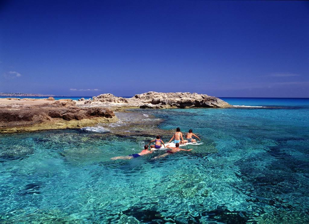 Las 4 mejores playas del Mediterráneo