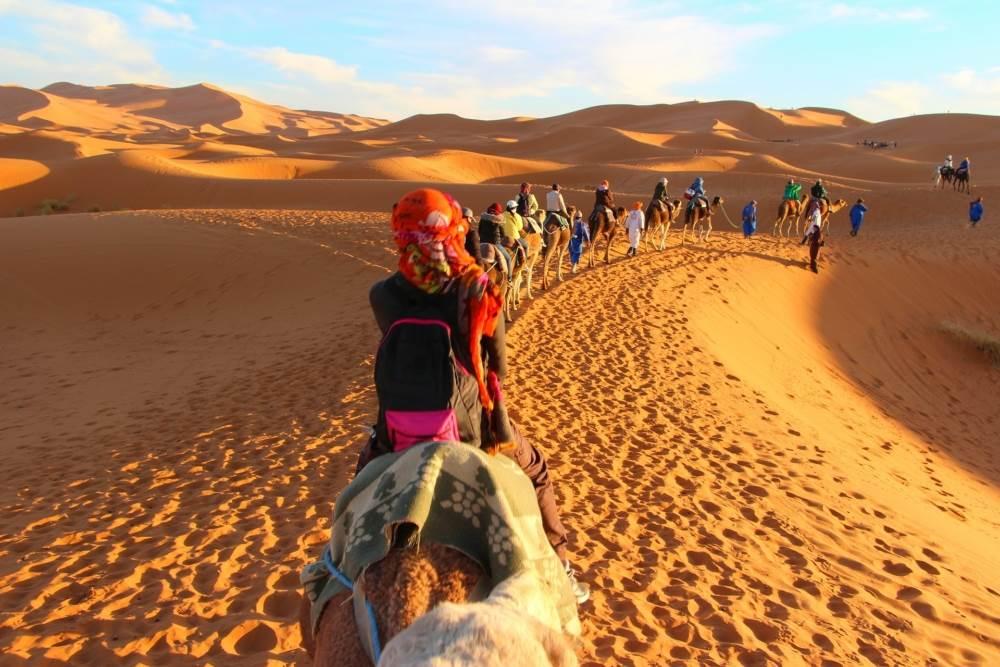 5 motivos para viajar a Marruecos