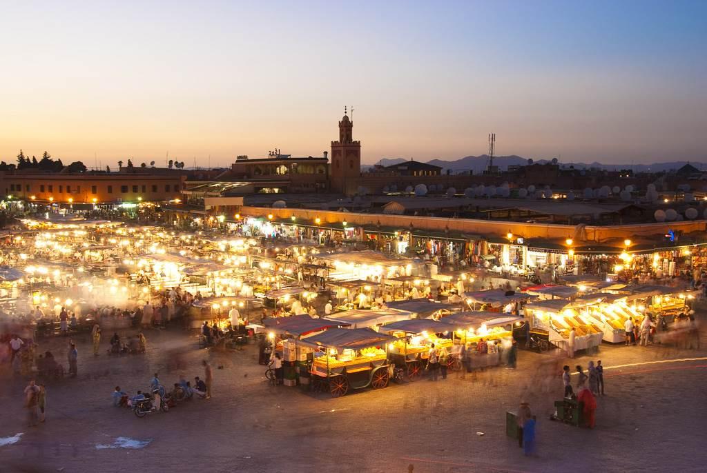 Marrakech - yimix