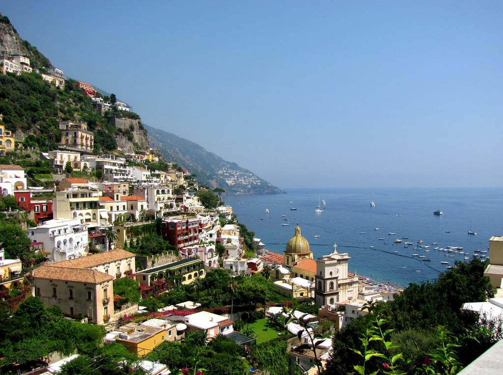 Visitar Sorrento y Costa Amalfitana