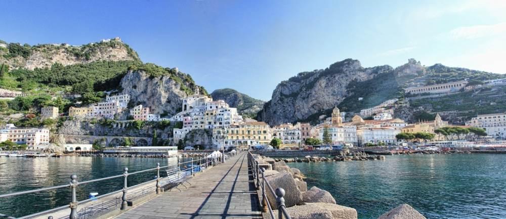 Por qué visitar la Costa Amalfitana