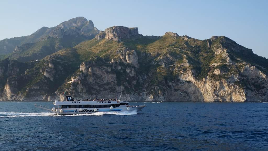 Visitar la Península de Sorrento