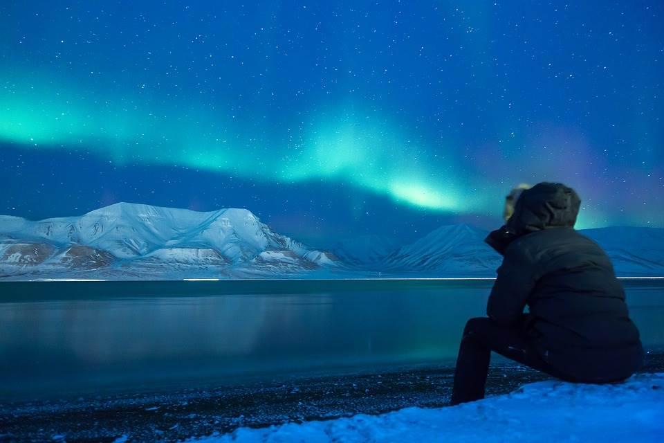 Auroras Boreales Finlandia