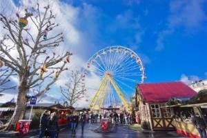 Mercado de Navidad de Luxemburgo