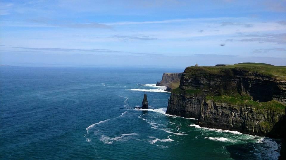 Acantilados de Moher en el oeste de Irlanda