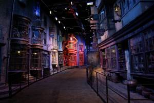 Harry Potter en Londres