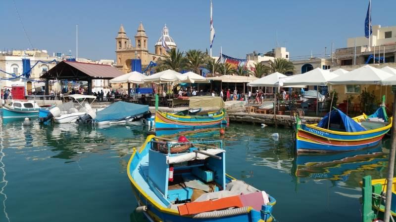 Viaje a Malta, Gozo y Comino