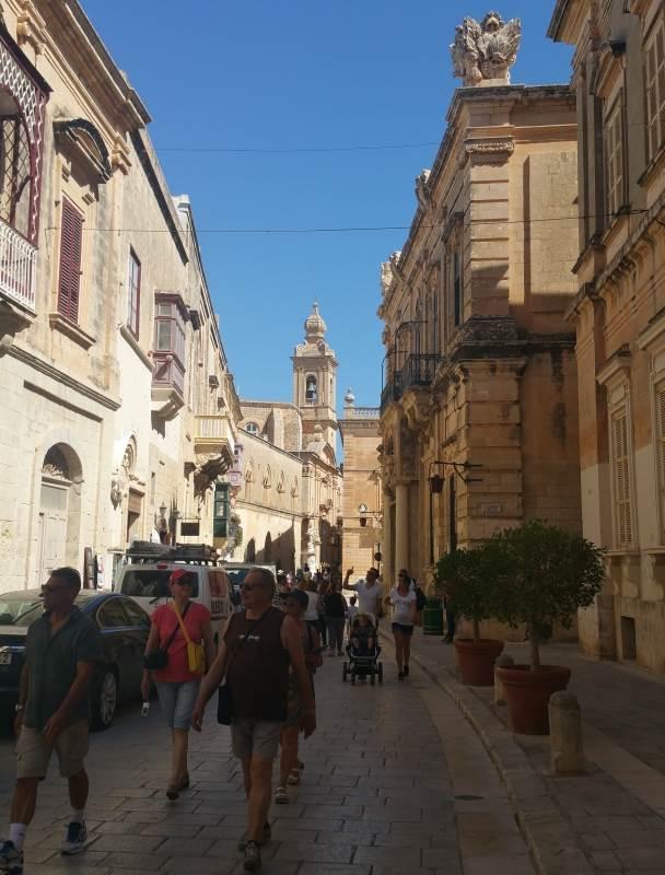 Malta Gozo Comino