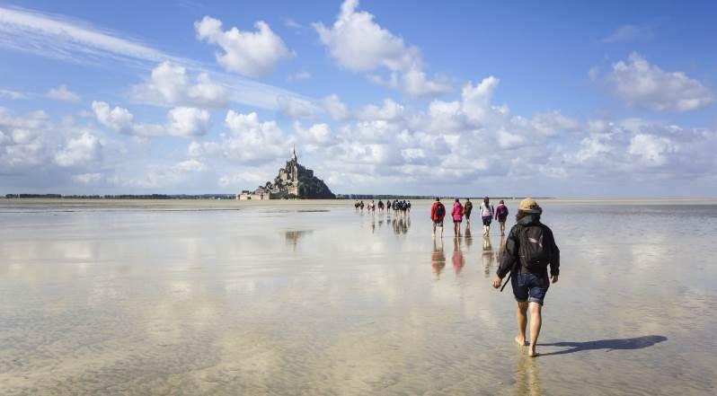 Visitar el Mont Saint Michel