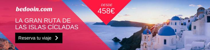 Banner Blog Islas Cícladas