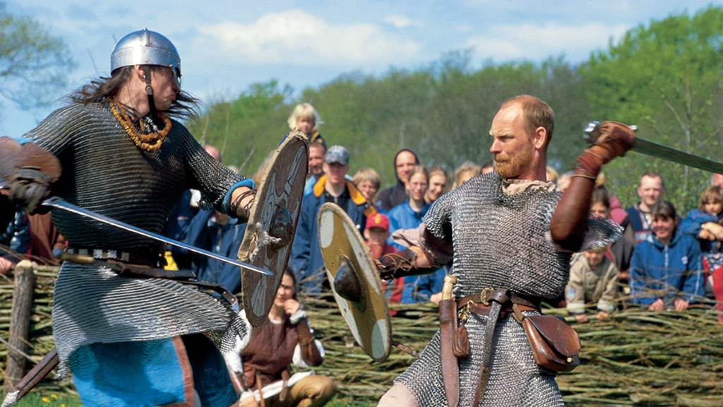 Ruta de Vikingos en Dinamarca