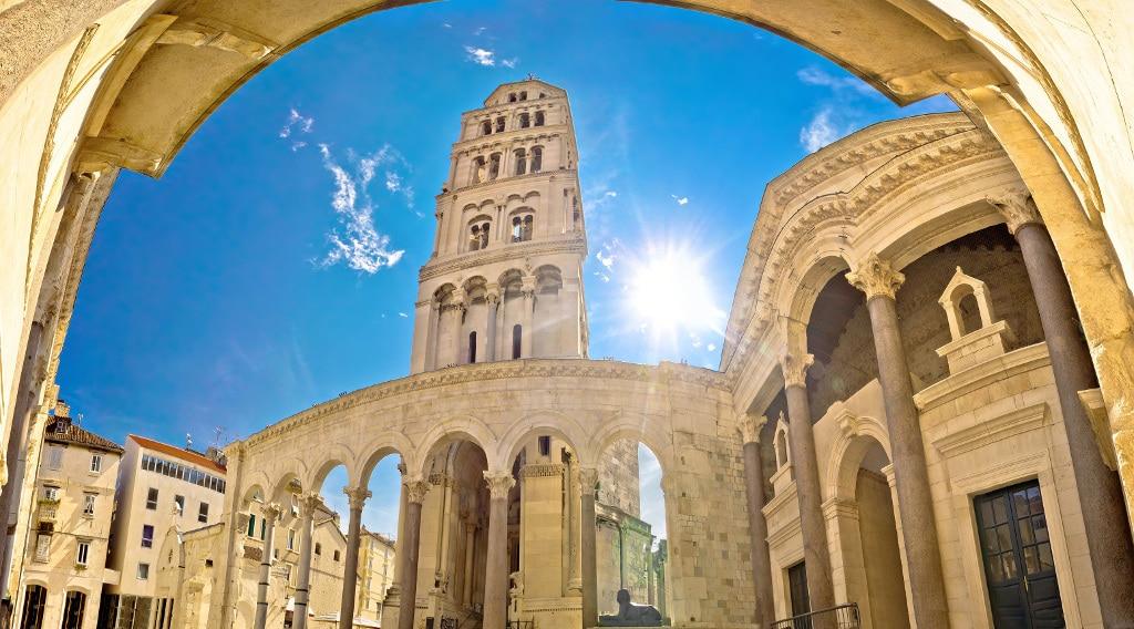 Qué ver en Split, la Costa Dálmata de Croacia