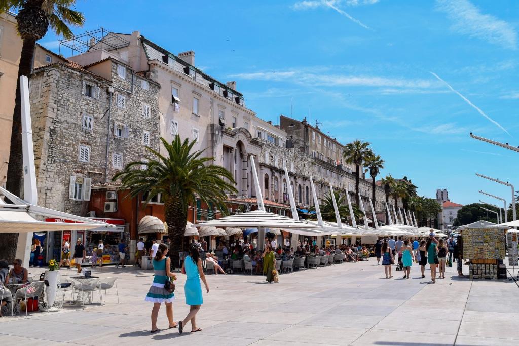 La Riva, Split