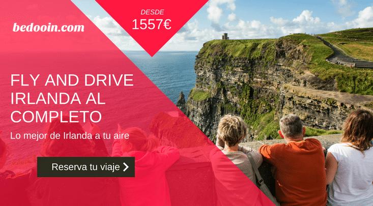 Viaje Fly and Drive Irlanda