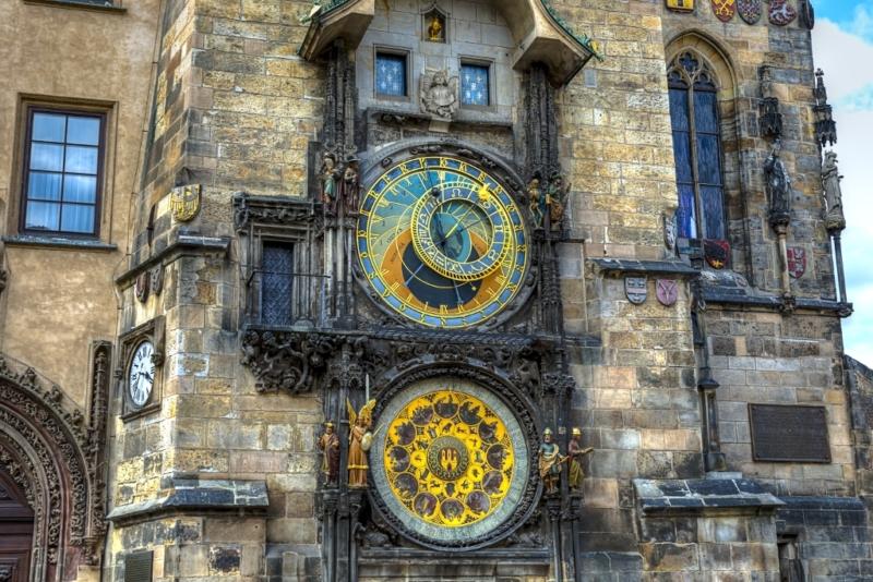 Cosas que ver en Praga en 4 días: Reloj Astronómico