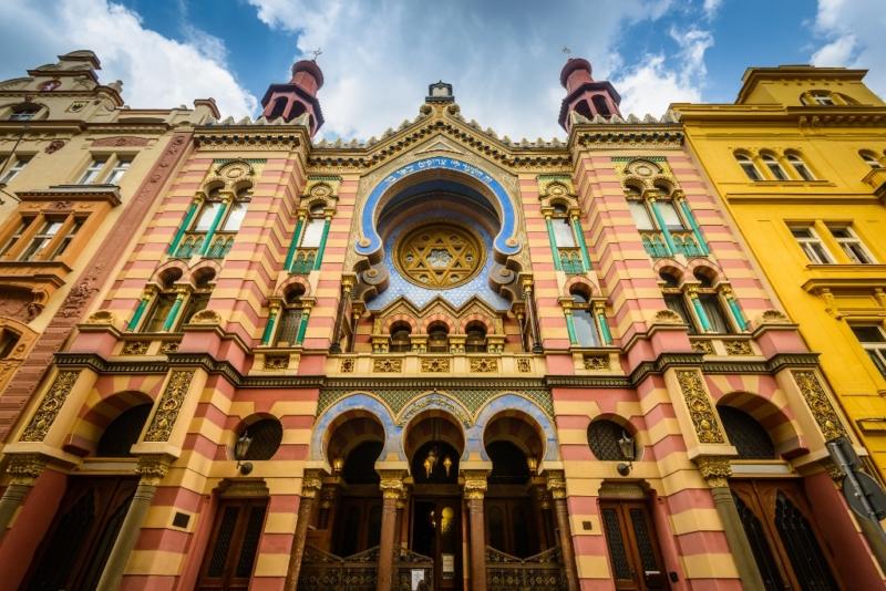 Cosas que ver en Praga: Sinagoga Jerusalem de Praga
