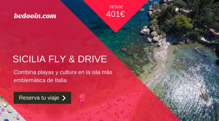 Sicilia fly&drive Bedooin