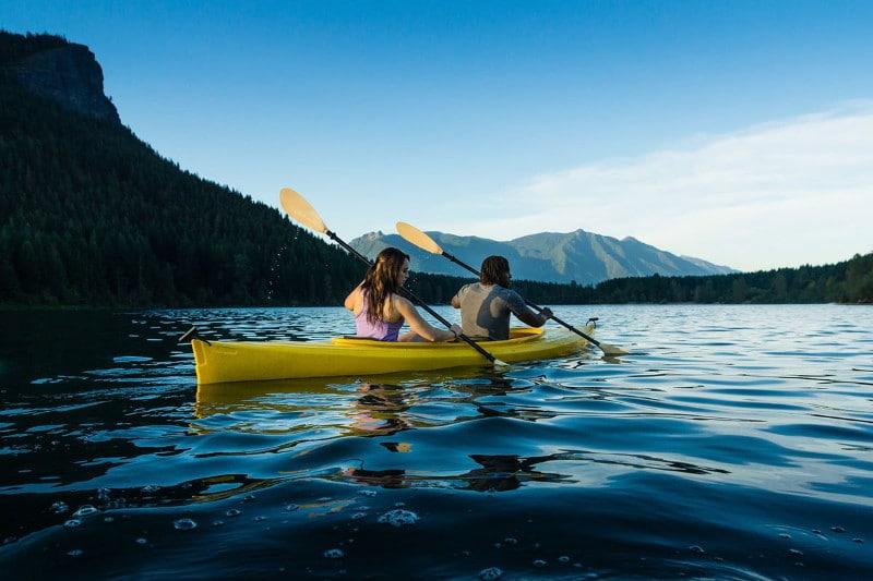 Kayak en Dalmacia, Croacia