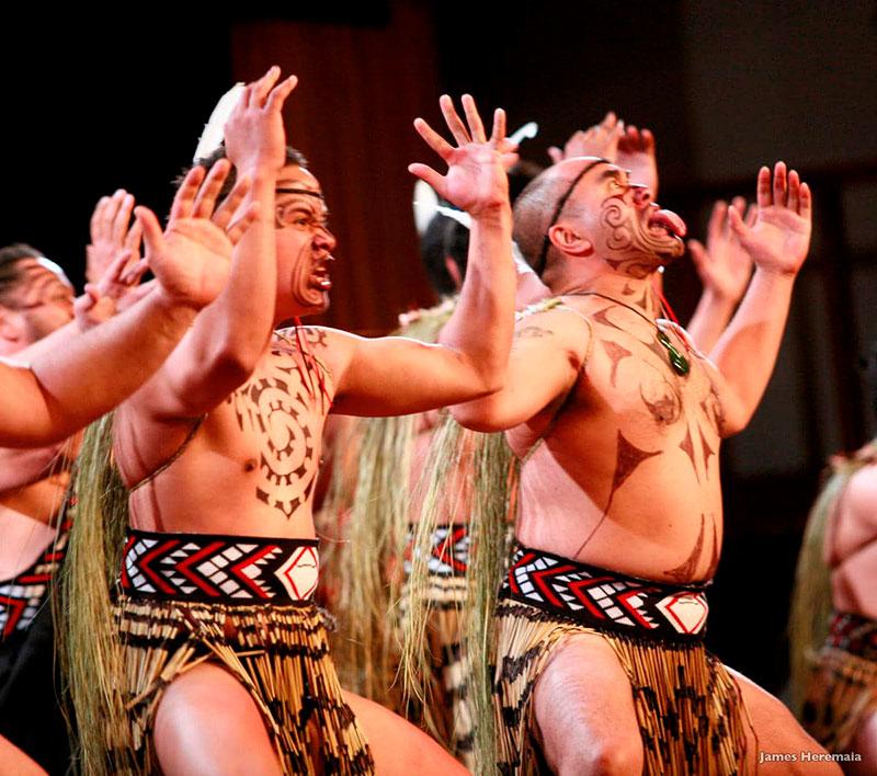 Danza maori, Haka