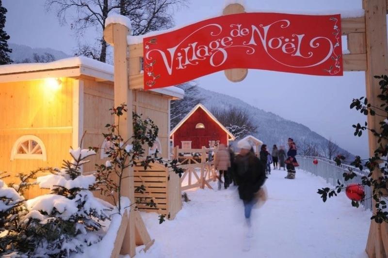 Aldea de Papa Noel, Suiza