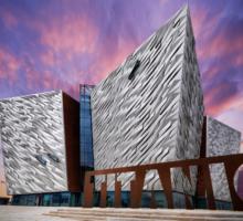 El Museo del Titanic de Belfast (Irlanda del Norte)