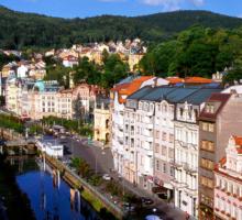 Karlovy Vary, el paraíso de las aguas termales (República Checa)
