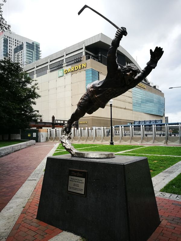 TD Garden, hogar de Celtics y Bruins