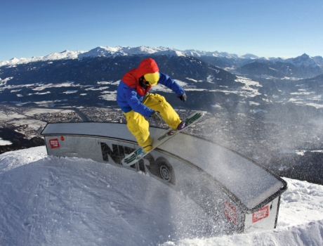 Snowboard en Innsbruck